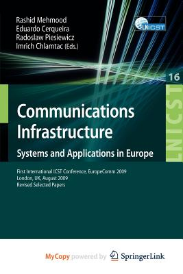 Communications Infrastructure, Systems and Applications Cover Image