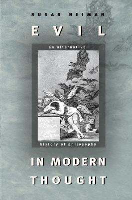 Evil in Modern Thought Cover