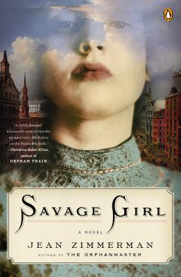 Cover for Savage Girl