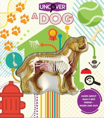 Cover for Uncover a Dog