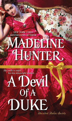 Cover for A Devil of a Duke (Decadent Dukes Society #2)