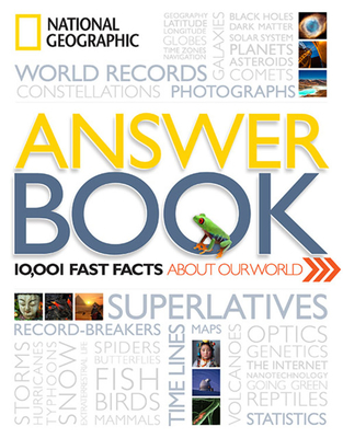 National Geographic Answer Book Cover