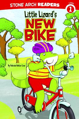Little Lizard's New Bike (Little Lizards) Cover Image