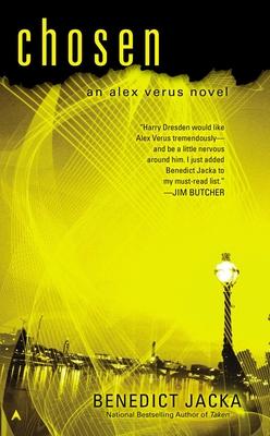 Chosen (An Alex Verus Novel #4) Cover Image