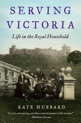 Serving Victoria Cover