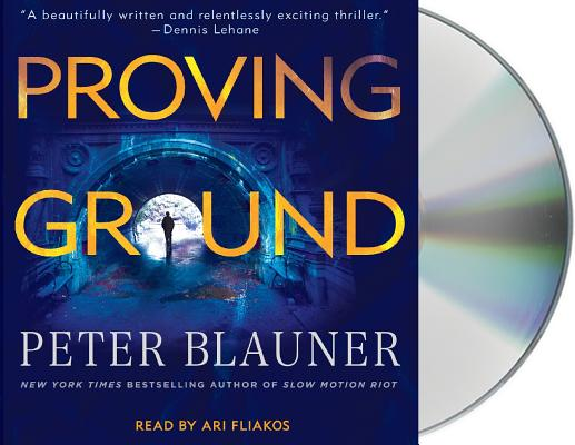 Proving Ground (Lourdes Robles Novels #1) Cover Image