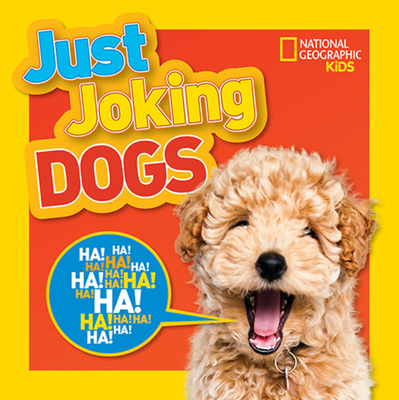 Just Joking Dogs Cover Image