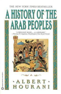 History of the Arab Peoples Cover