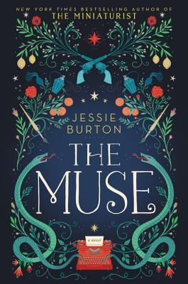 The Muse: A Novel Cover Image