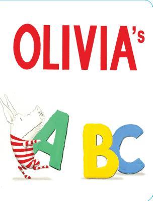 Olivia's ABC Cover Image