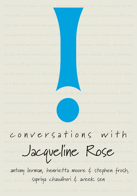 Conversations with Jacqueline Rose Cover Image