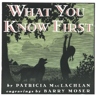 What You Know First Cover Image