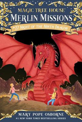Night of the Ninth Dragon (Magic Tree House (R) Merlin Mission #27) Cover Image