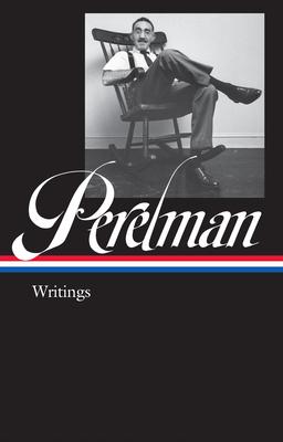 S. J. Perelman: Writings (Loa #346) Cover Image