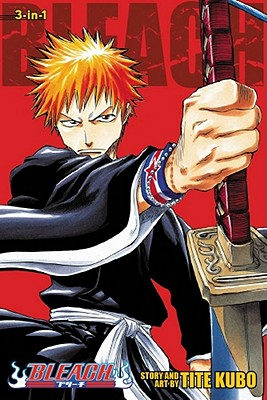 Bleach (3-in-1 Edition), Vol. 1 cover image