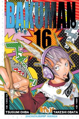 Bakuman., Volume 16 Cover