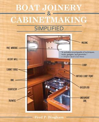 Boat Joinery and Cabinetmaking Simplified (Latest Edition) Cover Image