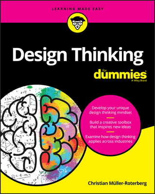 Design Thinking for Dummies Cover Image