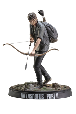 Last of Us Part 2 Ellie with Bow Figure Cover Image