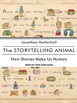 The Storytelling Animal Cover