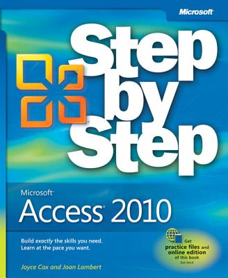 Microsoft Access 2010 Step by Step Cover Image