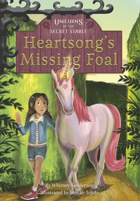 Heartsong's Missing Foal Cover Image