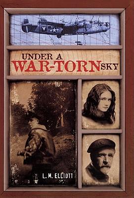 Under a War-Torn Sky Cover