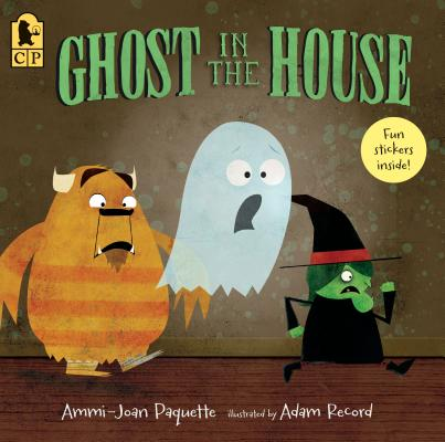 Ghost in the House Cover Image