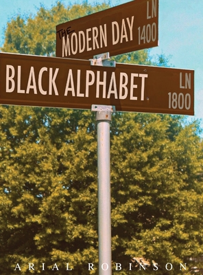 The Modern Day Black Alphabet Cover Image