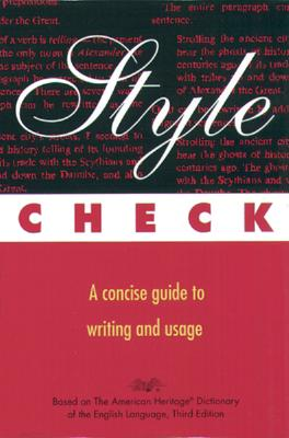 Style Check Cover Image