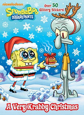 A Very Krabby Christmas Cover Image