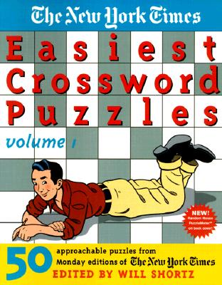 The New York Times Easiest Crossword Puzzles, Volume 1 Cover