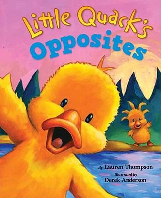 Little Quack's Opposites Cover