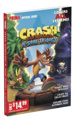 Crash Bandicoot N. Sane Trilogy: Official Guide Cover Image