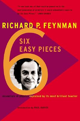 Six Easy Pieces Cover