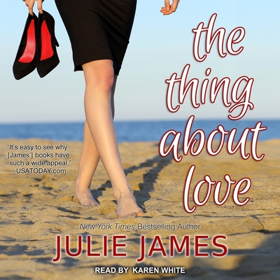 The Thing about Love Cover Image