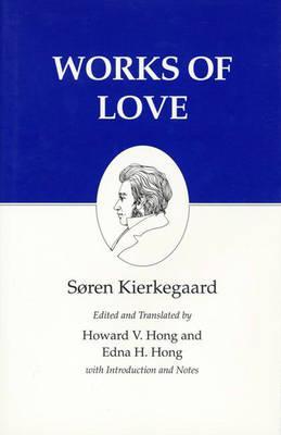 Kierkegaard's Writings, XVI: Works of Love Cover Image