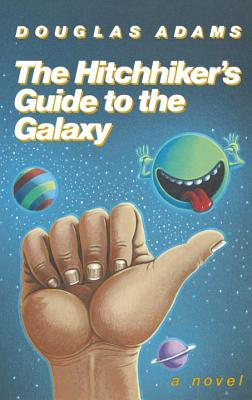 The Hitchhiker's Guide to the Galaxy 25th Anniversary Edition Cover Image
