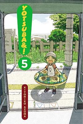 Yotsuba&!, Vol. 5 Cover Image