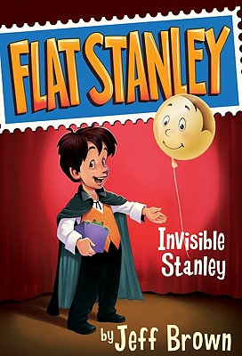 Invisible Stanley (Flat Stanley) Cover Image