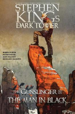 The Man in Black (Stephen King's The Dark Tower: The Gunslinger #5) Cover Image