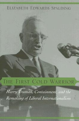 Cover for The First Cold Warrior