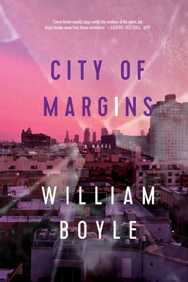 City of Margins: A Novel Cover Image