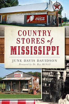 Country Stores of Mississippi Cover Image