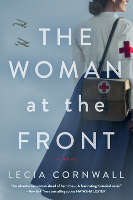 The Woman at the Front Cover Image