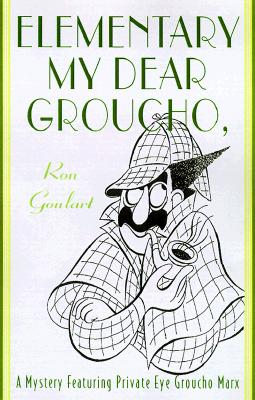 Elementary, My Dear Groucho Cover