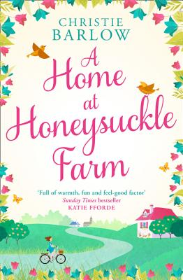 A Home at Honeysuckle Farm Cover Image