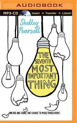 The Seventh Most Important Thing Cover Image