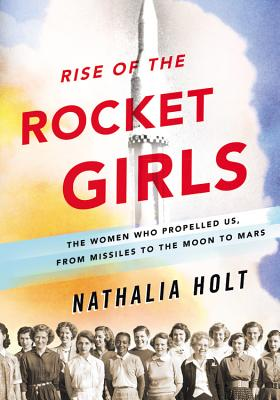 Rise of the Rocket Girls Cover