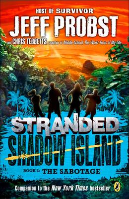 Sabotage (Stranded #2) Cover Image